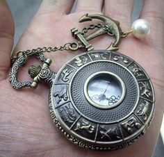 unusual pocket watch design