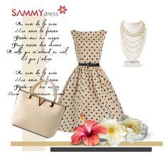 """Sammydress II/56."" by marinadusanic ❤ liked on Polyvore featuring sammydress"