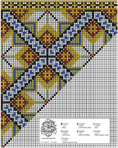 Folk Embroidery, Cross Stitch Embroidery, Cross Stitch Patterns, Card Weaving, Palestinian Embroidery, Sampler Quilts, Crochet Tablecloth, Candy Gifts, Loom Beading