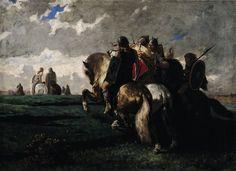 Evariste-Vital Luminais - En vue de Rome - Évariste-Vital Luminais — Wikipédia