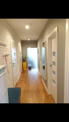 Home Design Decor, Home Interior Design, House Design, Home Decor, Flur Design, Hall Design, Modern Apartment Decor, Apartment Design, Style At Home