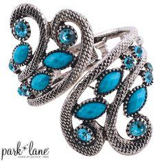 The beautiful Desert Rain Bracelet. myparklane.com/jewelrygirl