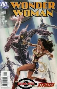 Cover Thumbnail for Wonder Woman (DC, 1987 series) #221