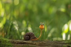 faisalj75: reveal your LOGO in Funny Snail Style for $5, on fiverr.com
