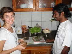 Volunteering or subbatical, become a part of our Singharaja Garden family.