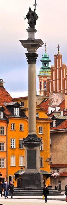 City Center of Warsaw | Poland