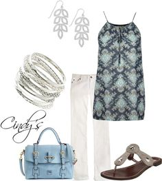 """""""Spring Day"""" by cindycook10 on Polyvore"""