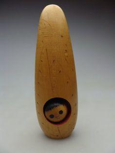 kokeshi dolls antique - Google Search