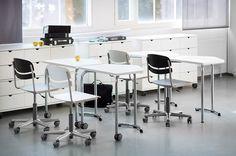 Summa-table, Mac-chair, Isku School Innovation, Conference Room, Mac, Chair, School, Table, Inspiration, Furniture, Home Decor