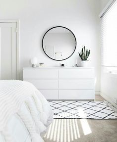 ZEN ROOM: Ideas for a Zen bedroom House decoration ideas ideas # for . - ZEN ROOM: Ideas for a Zen bedroom House decoration ideas ideas - Sala Zen, Simple Bedroom Decor, Bedroom Ideas, Bedroom Designs, Bedroom Inspo, Simple Bedrooms, Ikea Room Ideas, Ikea Bedroom Design, Decor Room