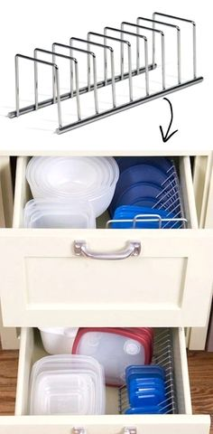 With no further a due, here are 47 kitchen organization ideas that will make you love your kitchen even more and for you to have a well-organized kitchen! For more awesome ideas, please check https://glamshelf.com #kitchens #kitchenstorage #kitchenorganization