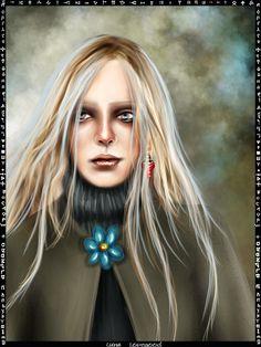 Luna Lovegood card by Patilda.deviantart.com on @deviantART