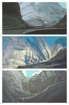 Environment sketches i did using VR sculptures as a base for further explorations. Environment Sketch, Environment Design, Rio, Alien Planet, Fantasy Map, Art Portfolio, Great Artists, Landscape Design, Storytelling