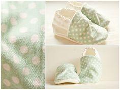 baby shoes, zuckersüße Babyschuhe