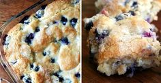 This Buttermilk Blueberry Breakfast Cake recipe is light and makes for a perfect breakfast option.   ...