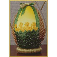 Znalezione obrazy dla zapytania jajka ze styropianu wzory