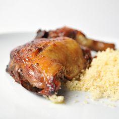 pedra do lar: frango à Laurinha
