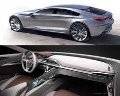 BMW Sterling 9 - Ondrej Jirec: Transporation Design