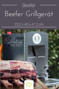 Der Beefer- das beste was einem guten Stück Fleisch passieren kann! Und das ideale Geschenk für alle die ihr Fleisch niemals im Supermarkt sondern beim Fachhändler kaufen.
