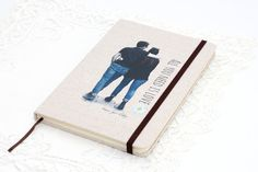 Couples Images, Couples In Love, A5 Notebook, Page Marker, Forever Yours, Handmade Items, Handmade Gifts, All You Need Is, Online Bags