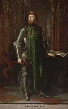 Juan I de Trastámara, Rey de Castilla y León, Señor de Vizcaya (Tamarite de Litera, Huesca, b c d 1358 - Alcalá de Henares, 1390). Rey de Castilla  de  1379 hasta 1390. Fue hijo de Enrique II de Castilla y de Juana Manuel de Villena La titulación completa era: Rey de Castilla, de León, de Portugal (desde 1383), de Toledo, de Galicia, de Sevilla, de Córdoba, de Murcia, de Jaén, del Algarve, de Algeciras y Señor de Lara (hasta 1387), de Vizcaya y de Molina (hasta 1387).