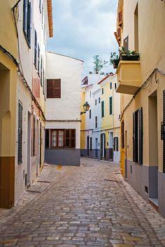Ciutadella de Menorca, Menorca, Balearic Islands, Spain | by svetlana.koshchy