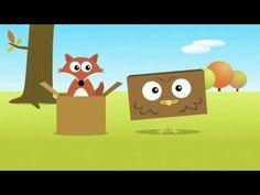 Owl and Fox