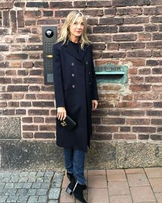 """Cecilia Bonstrom on Instagram: """"@etthemstockholm #love#this#hotel#me#with @zadigetvoltaire #initial#beltbag"""" Initials, Coat, Jackets, Instagram, Fashion, Down Jackets, Moda, Sewing Coat, Fashion Styles"""