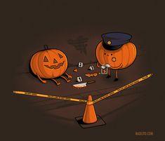 Crime Scene by *Naolito