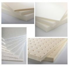 Photo about Sponge for mattress in clean setting. Image of product, comfortable, material - 37630736