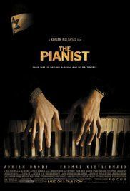 Le pianiste Poster