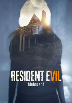 Resident Evil 7 Explore unimaginable horrors to uncover the mystery be - Video Games - Ideas of Video Games - Resident Evil 7 Explore unimaginable horrors to uncover the mystery behind the Baker estate All Video Games, Horror Video Games, Video Game Art, Resident Evil Vii, Resident Evil 7 Biohazard, Playstation Games, Ps4 Games, Overwatch, Cultura Nerd