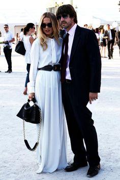 #streetstyle, white, dress