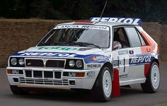 Lancia Delta HF Rallye by Auto Clasico, via Flickr