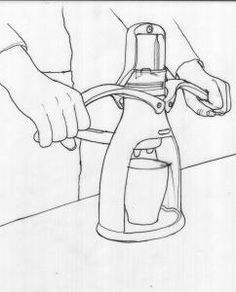 History of the ROK espresso maker, which began life as the Presso.