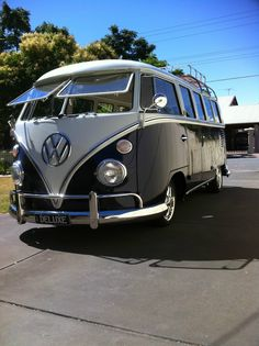 VW Kombi Deluxe Porsche this is ripper and it is for sale!