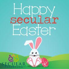 Ideas for celebrating a secular/atheist/agnostic Easter!