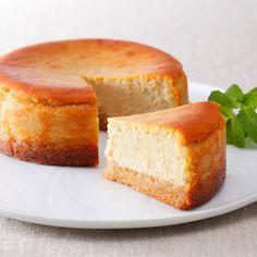 甘みとコクがたっぷり。【大吟醸とうふケーキ】