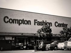 Compton Fashion Center a Compton, CA landmark I'm so sad to know it might soon turn into Walmart!!! So many memories!!!
