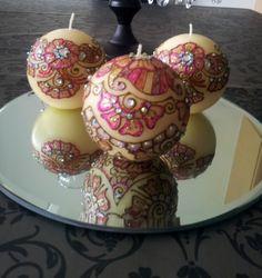 New Style Of Mehndi Decoration-1