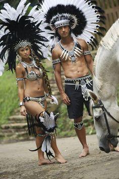 Sexy male tribal costume - Google Search