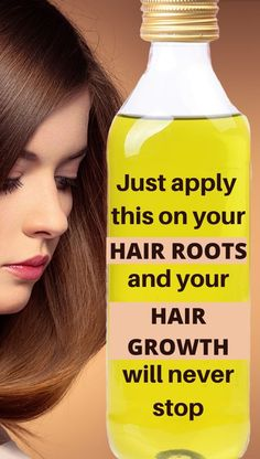 Apply This Oil On Your Hair Roots For 1 Week For Continued Hair Growth - Primeskincaresolutions