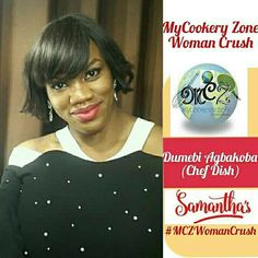 Executive Chef Dumebi Olisah Agbakoba @dumebiagbakoba  is our woman crush for this #FoodyWednesday.  Dumebi Agbakoba popularly called Chef Dish a restaurateur stylist and founder of Samantha's Restaurant and Lifestyle Ltd. She was brought up in Lagos Nigeria by her parents her dad who was a prominent Lawyer and Human Right activist. Olisah Agbakogba SAN.  Chef Dish didn't  begin her career as a chef she moved to England where she began her study at Rye St Anthony in Oxford. In 2008 she moved…