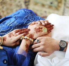 Cute Muslim Couples, Couples In Love, Romantic Couples, Wedding Couples, Eid Mehndi Designs, Mehndi Designs For Hands, Love Couple Images, Cute Couple Pictures, Hand Pictures