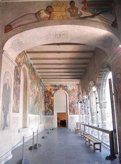 Palacio de Hernán Cortes, hoy Museo de Antropología de Cuernavaca, México Hopes And Dreams, Adventure, Cuernavaca, Caribbean, Palaces, Museums, Adventure Nursery