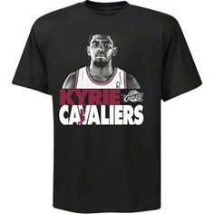 Kyrie Irving Cleveland Cavaliers Game Face 2.0 T-Shirt