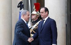 French Ambassadors Declare War on Israel