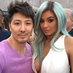I love chatting with my on and this selfie is for you from with 2015 Hairstyles, Creative Hairstyles, Pretty Hairstyles, Pretty Hair Color, Bleach Blonde, Blonde Hair, Guy Tang, Coloured Hair, Balayage Hair