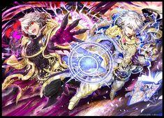 by Okuma Yugo Fire Emblem Fates, New Fire Emblem, Fire Emblem Awakening, Female Robin, Seven Knight, Systems Art, Angel Warrior, Blue Lion, Manga Illustration