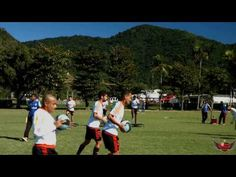 C R Flamengo - Treino Funcional - PF Rodrigo Poletto - YouTube